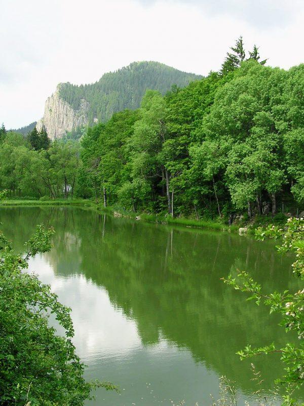 """Еко пътека """"Смолянски езера"""""""